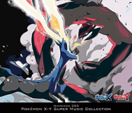 XY Soundtrack (Front)