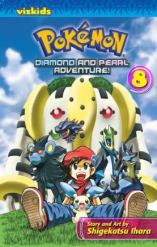 Pokemon Diamond and Pearl Adventure! 08