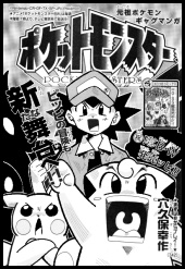 Pocket Monsters BW Version