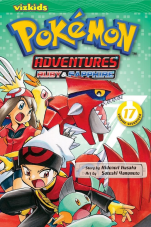 Pokémon Adventures Volume 17