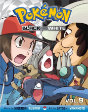 Pokémon Black & White Volume 9