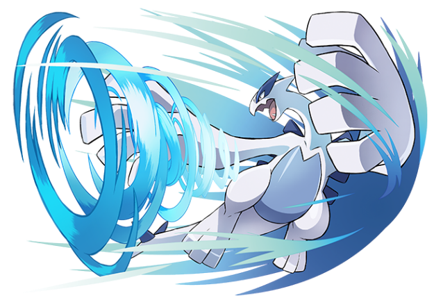 Lugia of the Wind