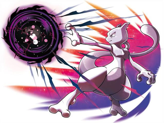Mewtwo Strikes Back Evolution Distributions