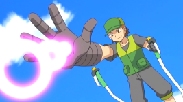 """Pokemon Ranger and the Tracks of Light (Part One)"""